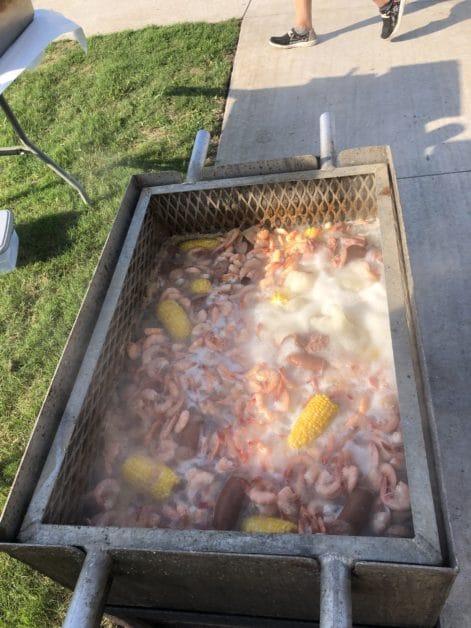 clam-boil