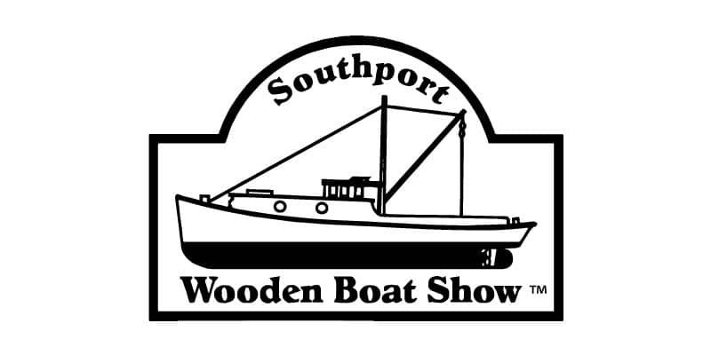 wooden boat show logo